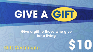 Gift Certificate GIFTC10S30829 STDC30829